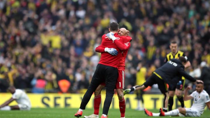 Drugarstvo, prije svega: Golman Watforda odbija da brani finale FA kupa?