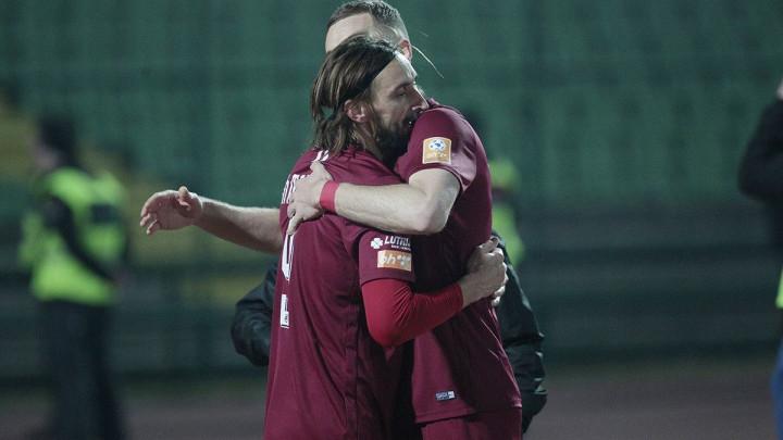Sarajevo povelo protiv Tuzla Cityja sjajnim golom Ahmetovića