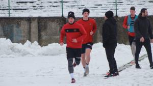 U pozitivnoj atmosferi FK Sloboda započeo pripreme za drugi dio sezone