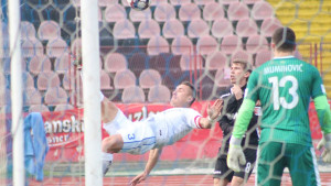 Prelijep gol Ubiparipa presudio Širokom Brijegu