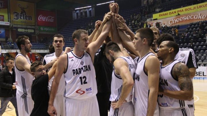 Partizan poražen u Valenciji
