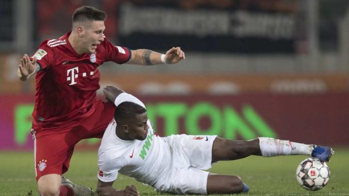 Bayern opasno živio, ali upisao pobjedu