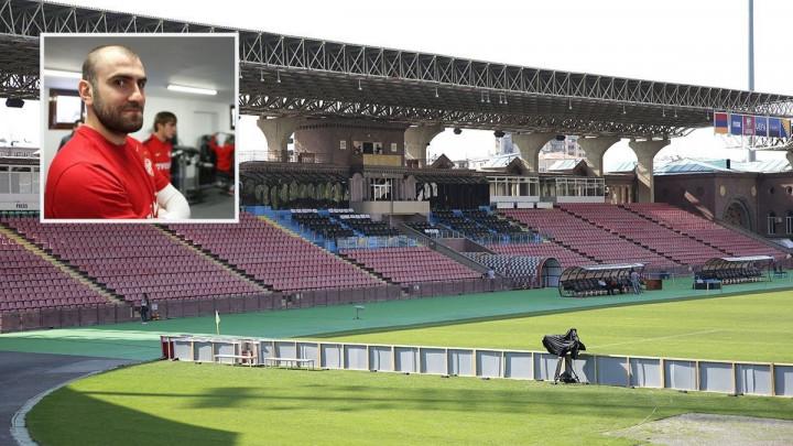 Doputovao s drugog kraja svijeta da gleda utakmicu Armenija - BiH