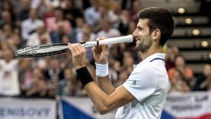 Đoković: Nisam Federer,  ne znam šta mu se dopada