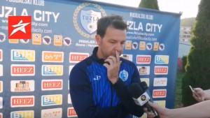 Baljić: Totalno smo se raspali nakon primljenog gola