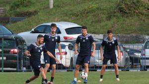 """Plavi odradili laški trening na Grbavici, Miletić i Lendrić """"gledatelji"""""""