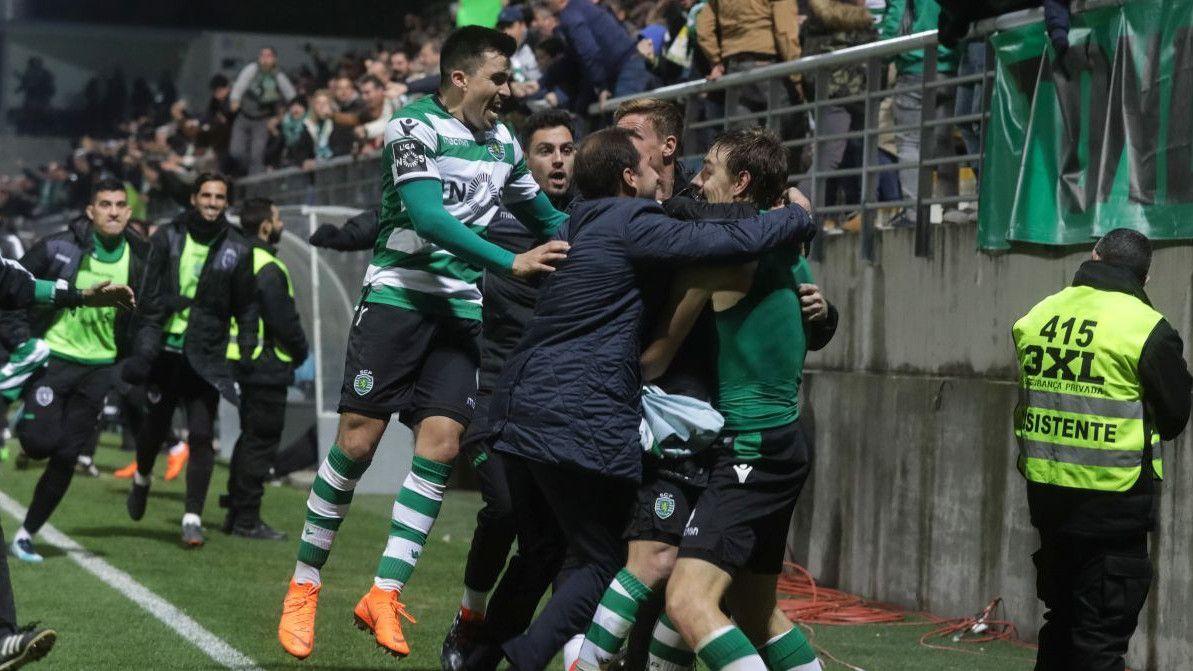 Zaboravite bh. sudije, u Portugalu nije kraj dok Sporting ne pobijedi