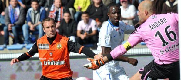 Kiks Montpelliera u Lorientu, Evian spasio čast gostiju