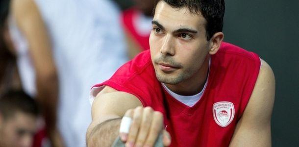Kostas Sloukas dobio ponudu iz Moskve