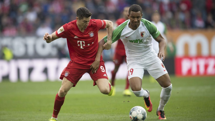Bayern u 91. minuti ostao bez pobjede protiv Augsburga, remi Werdera i Herthe
