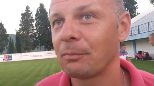 Vule Trivunović: Namjerno sam za rivale odabrao Velež, Željezničar, Zrinjski...