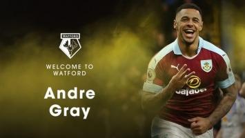 Službeno: Gray novi igrač Watforda