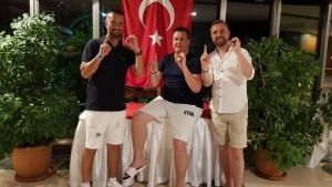 Historijska pobjeda Tuzla Cityja slavila se i u Turskoj
