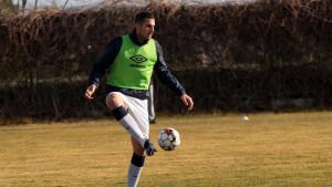 Novo lice na treningu FK Željezničar