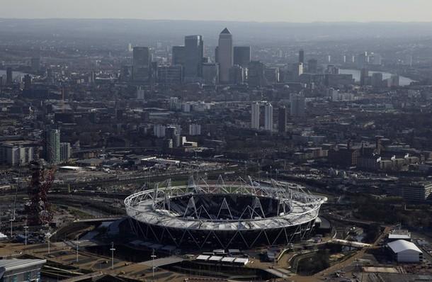 Sve spremno za Olimpijadu u Londonu