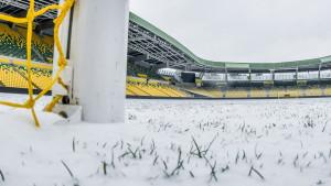 """Stadion poznatog kluba pretvoren u """"klizalište"""""""
