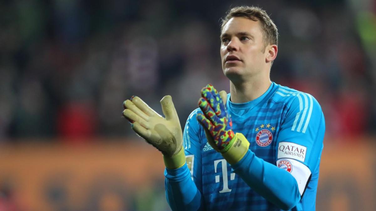 "Manuel Neuer govorio o ""beogradskom Messiju"""