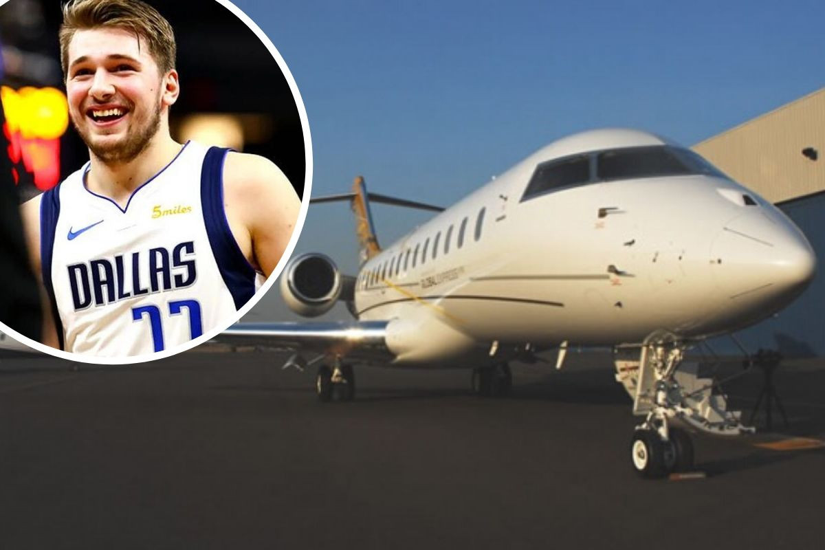 Kad Dončić leti za SAD: U avionu sve pršti od luksuza