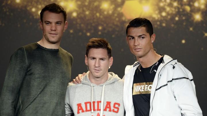 FIFA 18: Najboljih 11 djeluje impresivno