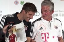 Muller: Napokon možemo normalno trenirati