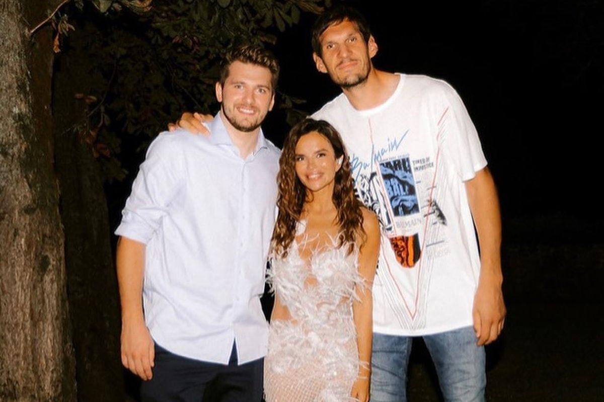Luka Dončić uz Severinu proslavio novi ugovor: Hrvatska pjevačica napravila pravi lom
