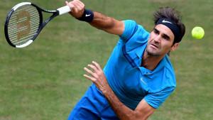 Federer nakon velike borbe izbacio Pairea
