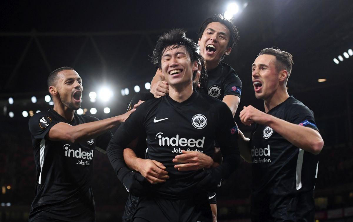 Arsenal ponovo šokirao navijače, Frankfurt slavio u Londonu nakon preokreta