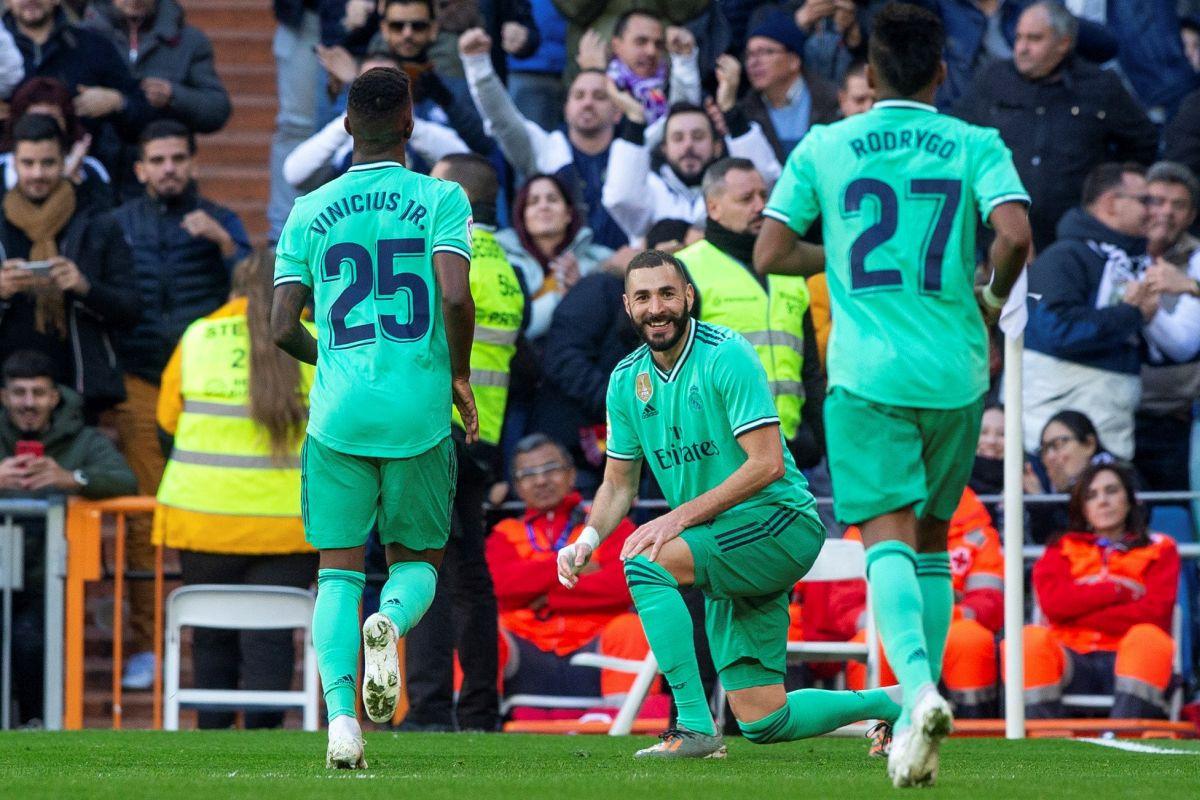 Real Madrid na krilima Varanea i Benzeme savladao Espanyol