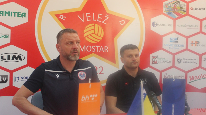 Dudić i Vukas složni: Veća želja igrača Veleža odlučila je derbi