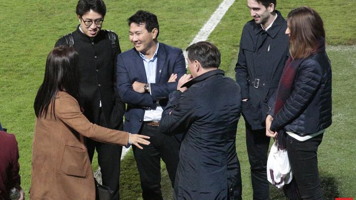 I Nam je pratio veliki meč FK Sarajevo: Posebno je govorio o navijačima