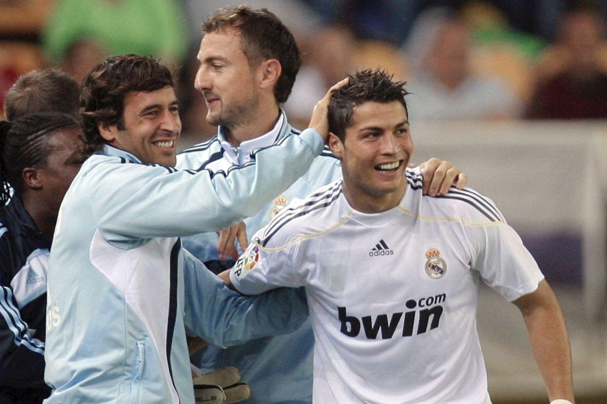 """""""Raul je u svoje vrijeme bio kao Messi i Ronaldo zajedno"""""""