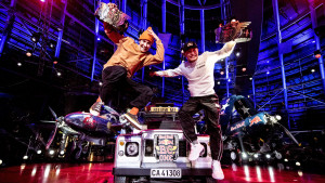 B-girl Kastet i b-boy Shigekix su Red Bull BC One prvaci