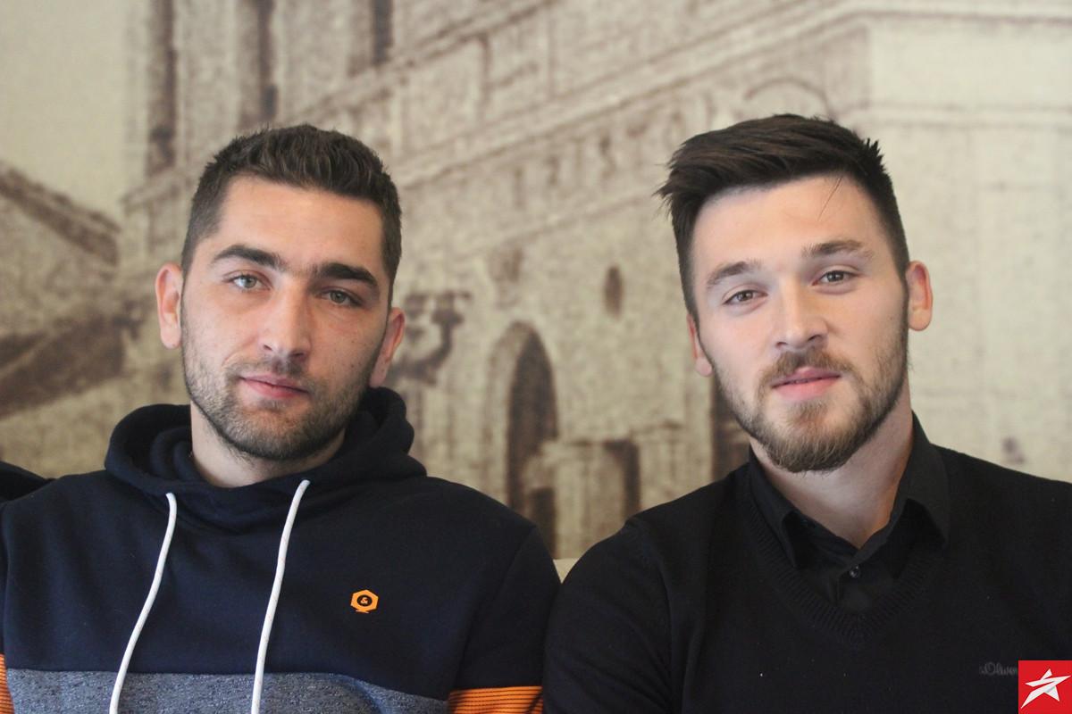 Adnan Bobić i Seid Behram: Pokazali smo da se možemo nositi s najboljim timovima u državi!