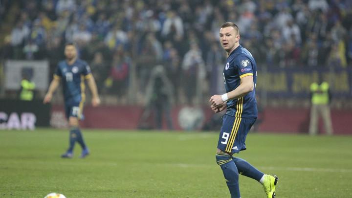 Haris Duljević oduševio navijače Sarajeva