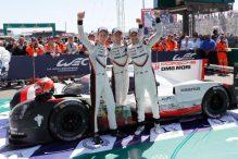 Porsche pobjednik 24-satne trke u Le Mansu