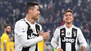 Ko kaže da ne mogu zajedno: Proslave golova Ronalda i Dybale sve govore