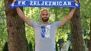 Luka Juričić novi igrač FK Željezničar