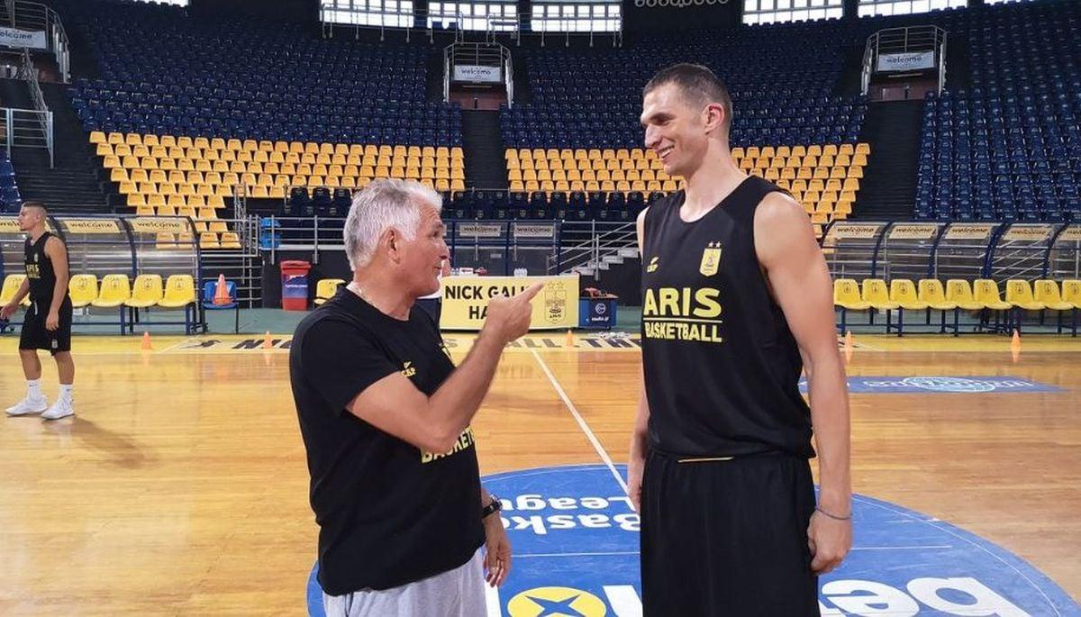 Aris upisao poraz, Milošević igrač utakmice
