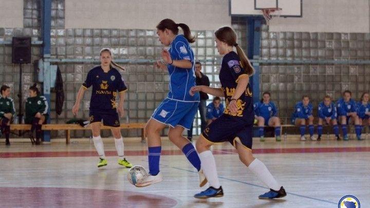 U subotu i nedjelju turnir u futsalu za klubove ženske PL BiH