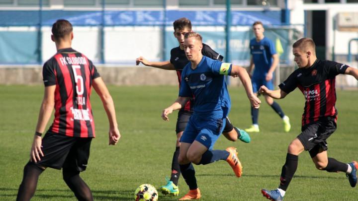 Juniori Željezničara gubili 2:0 kod Veleža, pa slavili važnu pobjedu