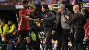 Mourinho otkrio zašto je zamijenio Rashforda