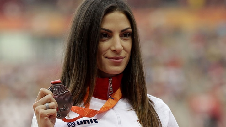 Španovićeva najbolja atletičarka Balkana