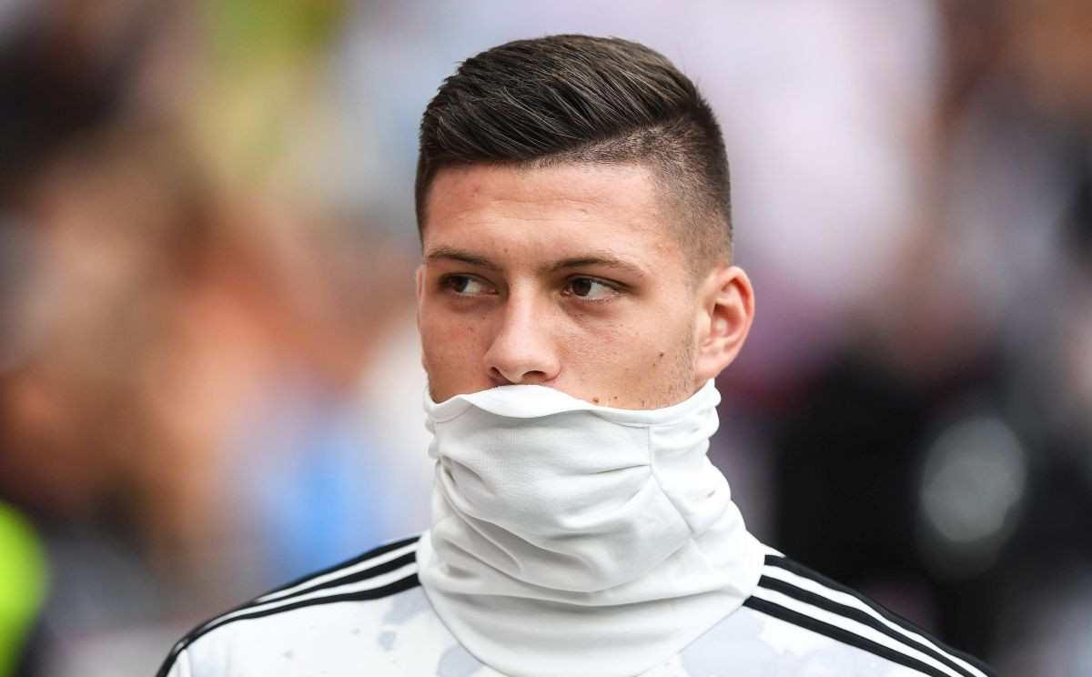 U Srbiji ljuti na Luku Jovića: Da li je namjerno preskočio meč protiv Luksemburga?