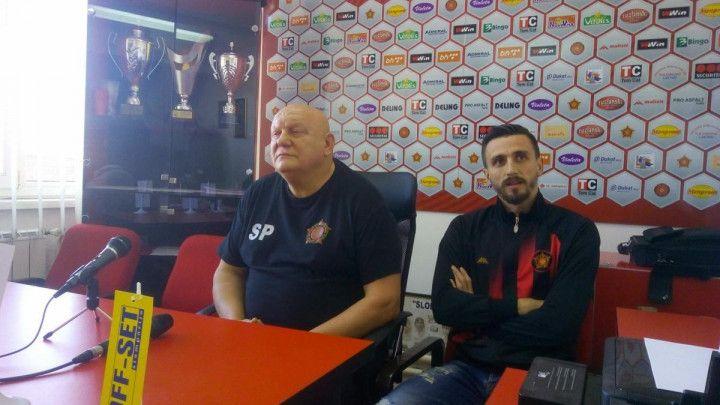 Petrović: Umorio nas je put u Mostar, ali smo spremni
