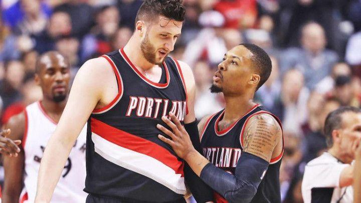Zabrinutost u Portlandu zbog Jusufa Nurkića