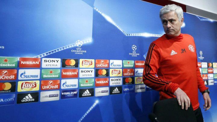 Mourinho: Igranje protiv Chelseaja mi znači sve manje i manje
