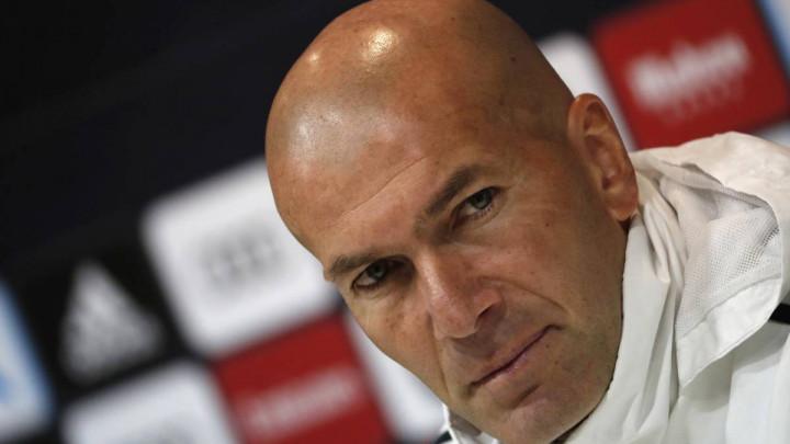 Remont u Realu: Zidane otkrio ko bi mogao napustiti klub