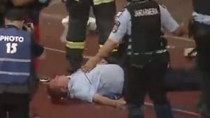 Horor u Rumuniji: Snimak policajca u lokvi krvi obilazi svijet