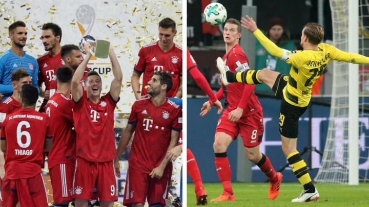 Ko bi slavio u meču Bayerna i ostatka Bundeslige? Čini se Bavarci...