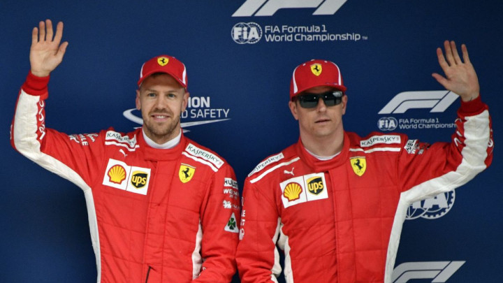 Raikkonen: Čudi me što je Hamilton pao na stari fazon